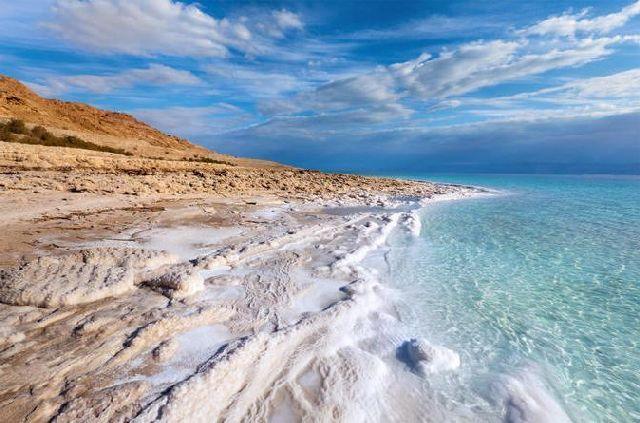 иордания фото море